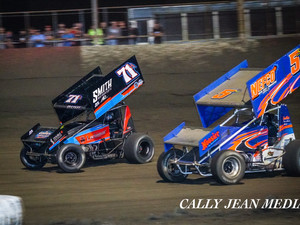 Nearly a Half Dozen Regional Drivers Battle for Win at East Bay