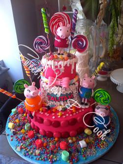 Cake Design Peppa Pig