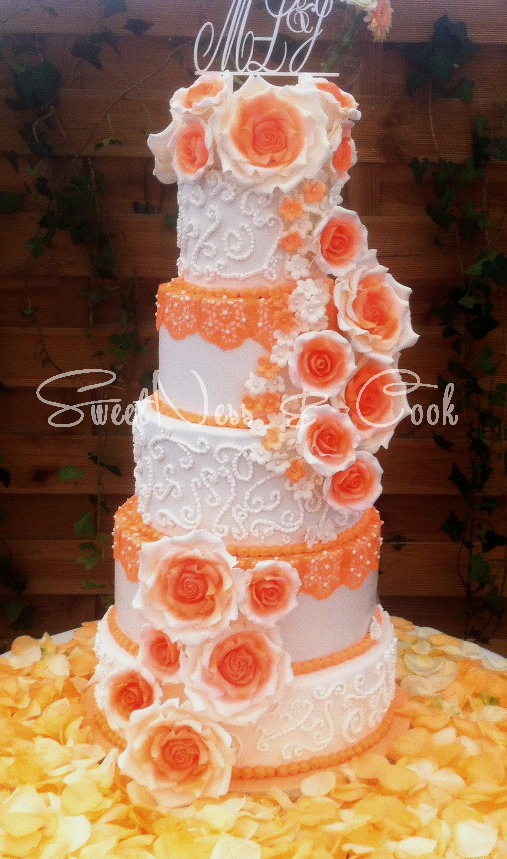 Wedding Cake Agrumes