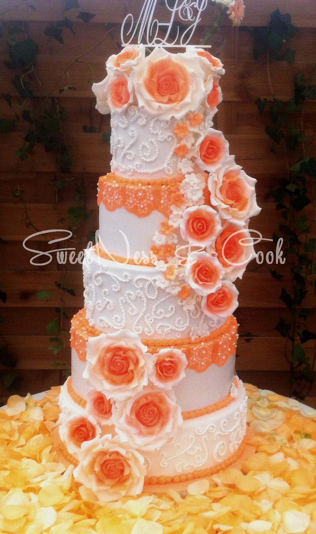 Wedding Cake Agrumes