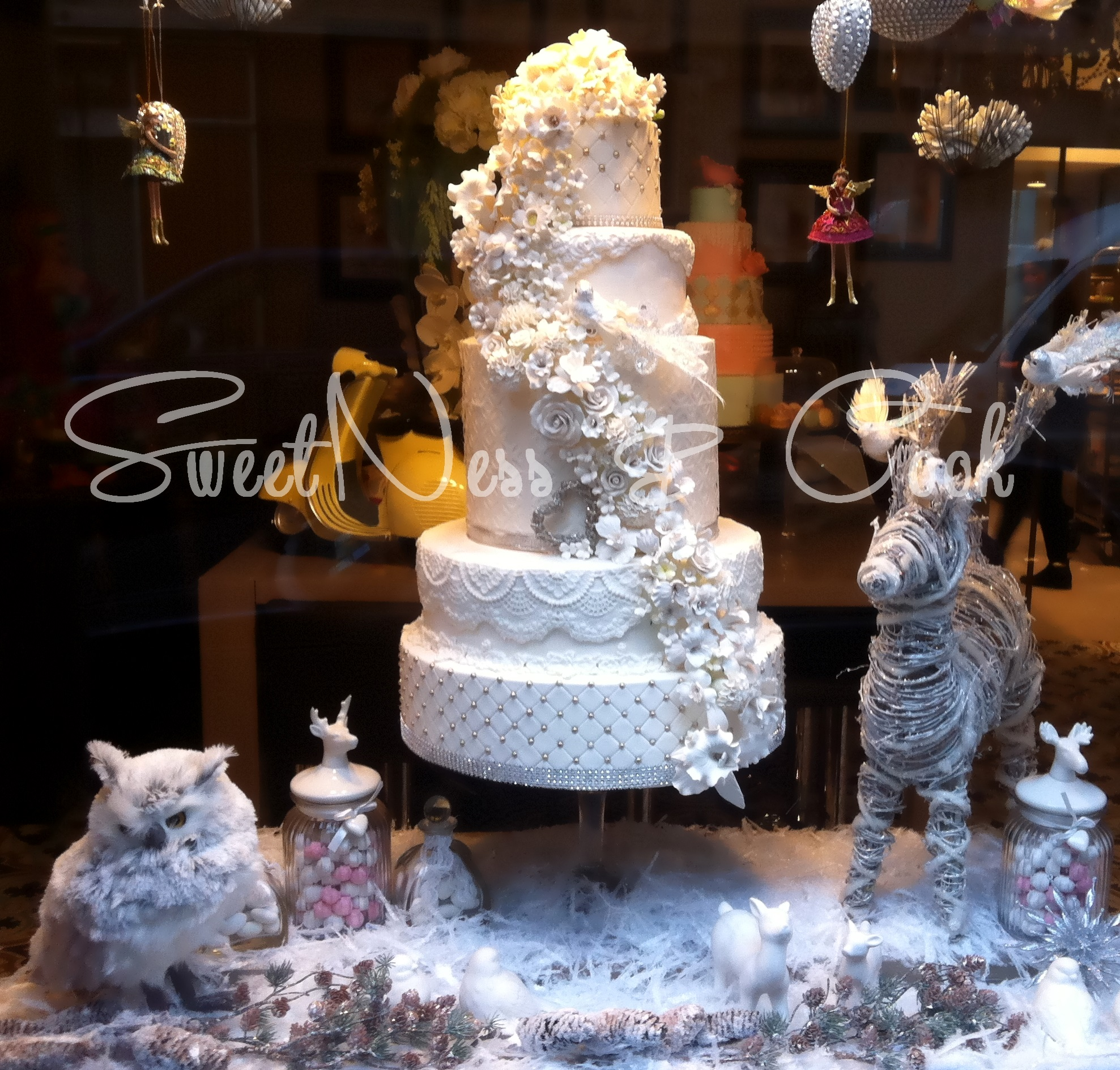 Wedding Cake Megève