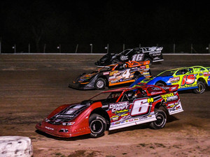 Marcoullier Muscles to Win at Tri City