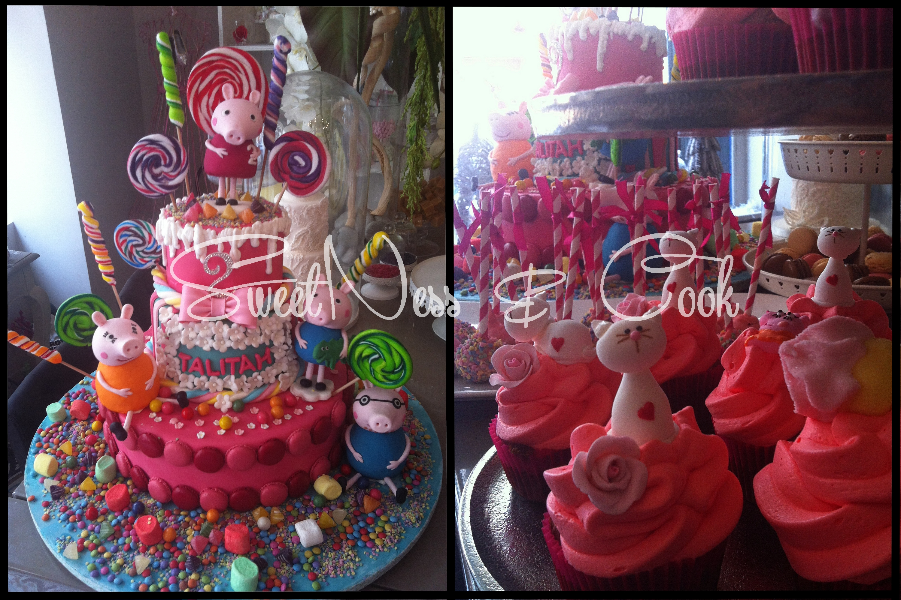 Wedding Cake Peppa Pig
