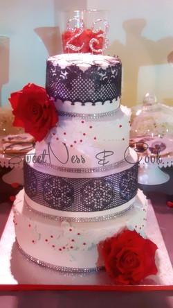 Wedding Cake Barcelone