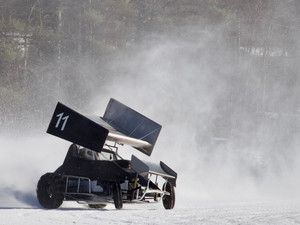Great Lakes Super Sprints Joins Sprint Cars on ICE