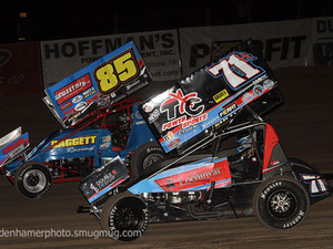 Champions Crowned This Weekend with Great Lakes Family of Sprint Cars