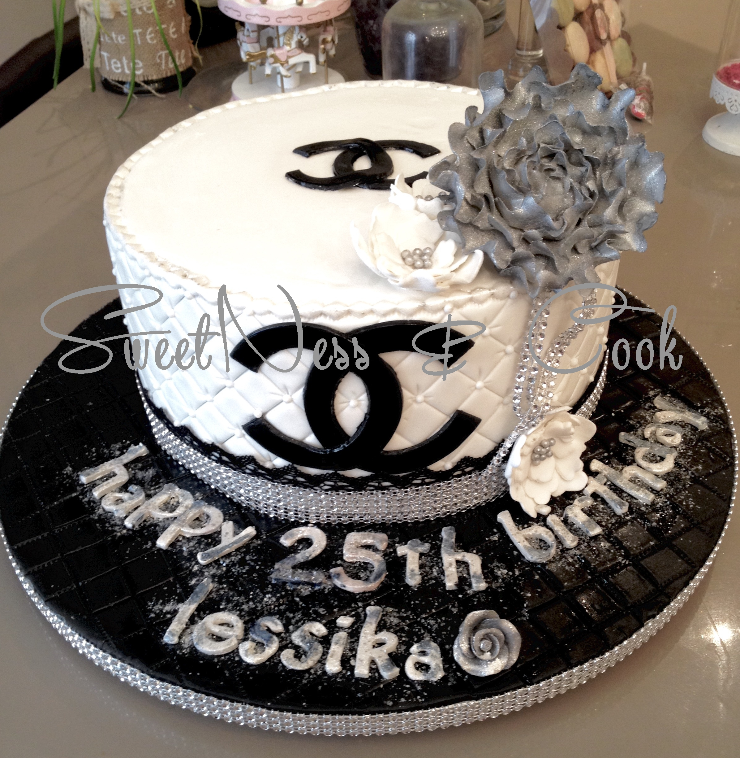 Cake Design Chanel II