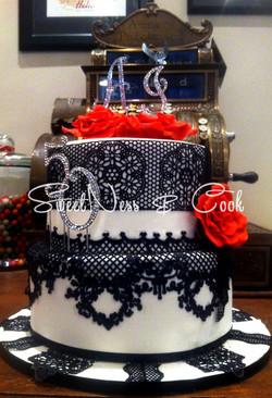 Wedding Cake couture