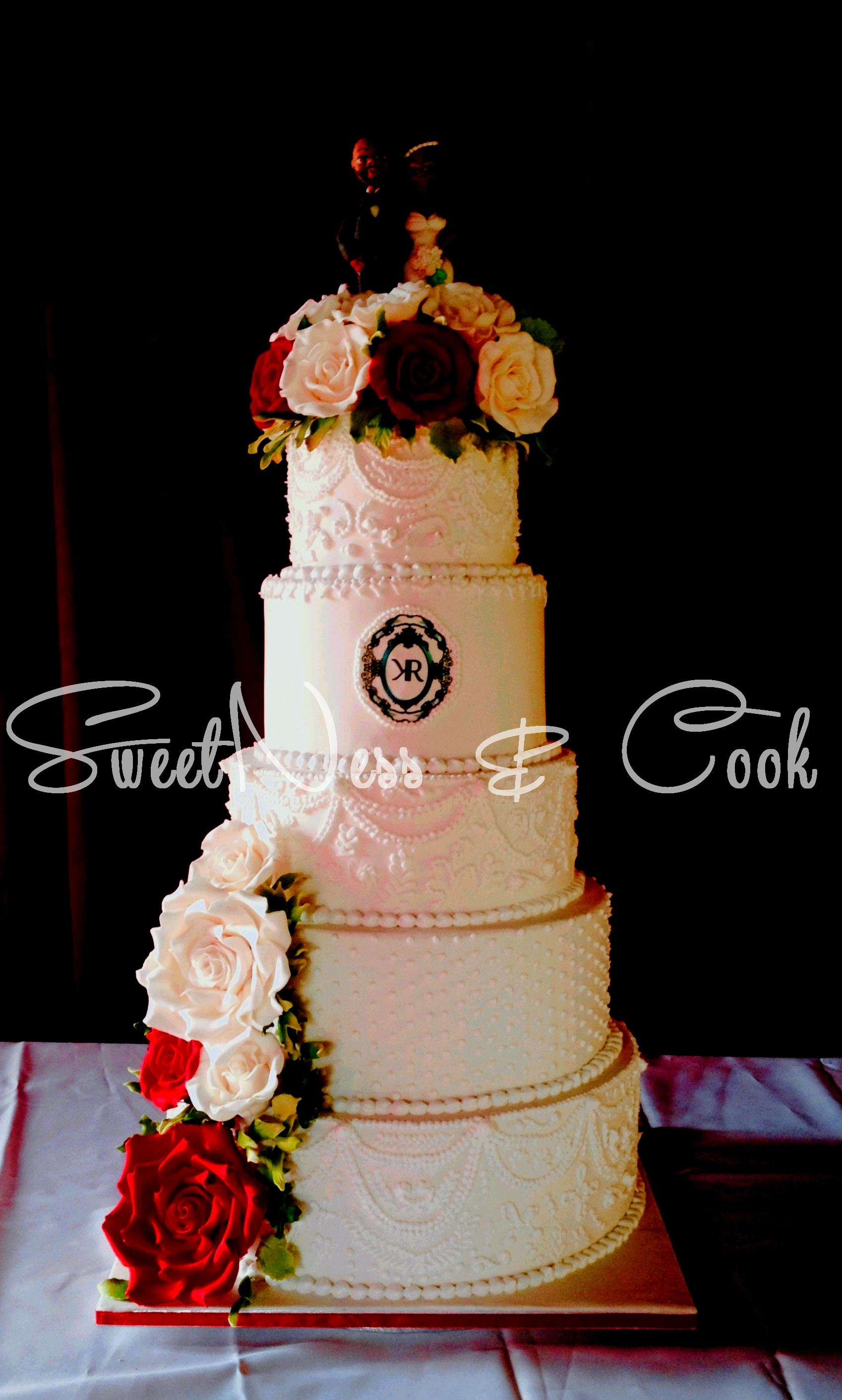 Wedding Cake Vallery II
