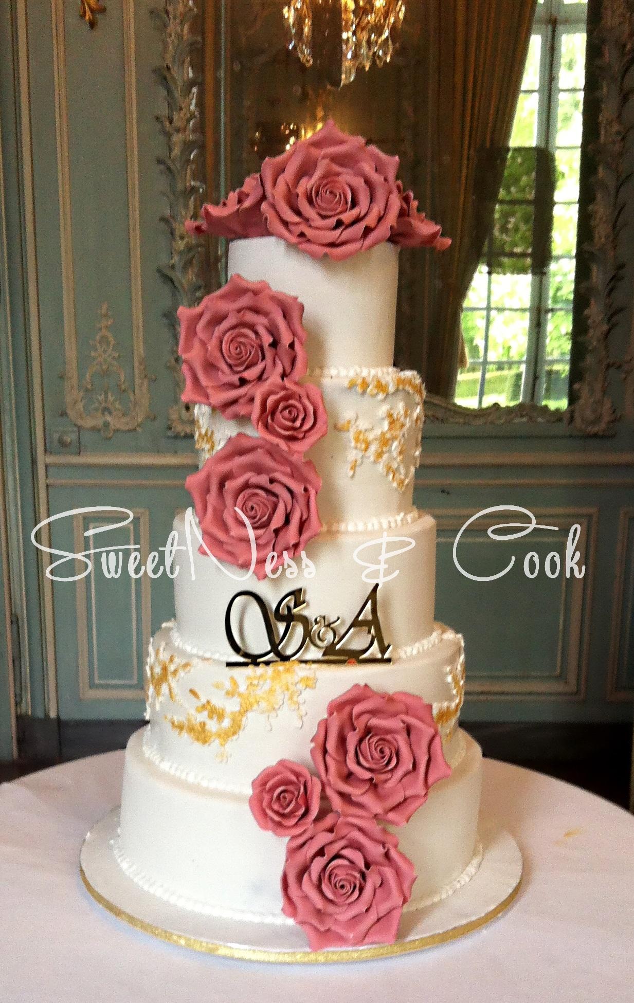 Wedding Cake Versailles