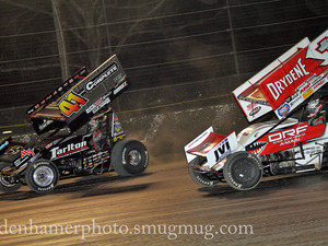Sprint Cars, Late Models, and Modifieds Compete During Packed Speedweeks