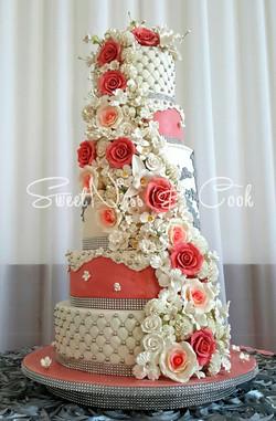 Wedding Cake Esther