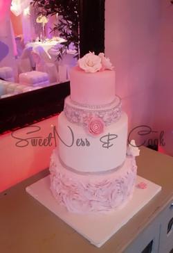 Wedding Cake Colisée