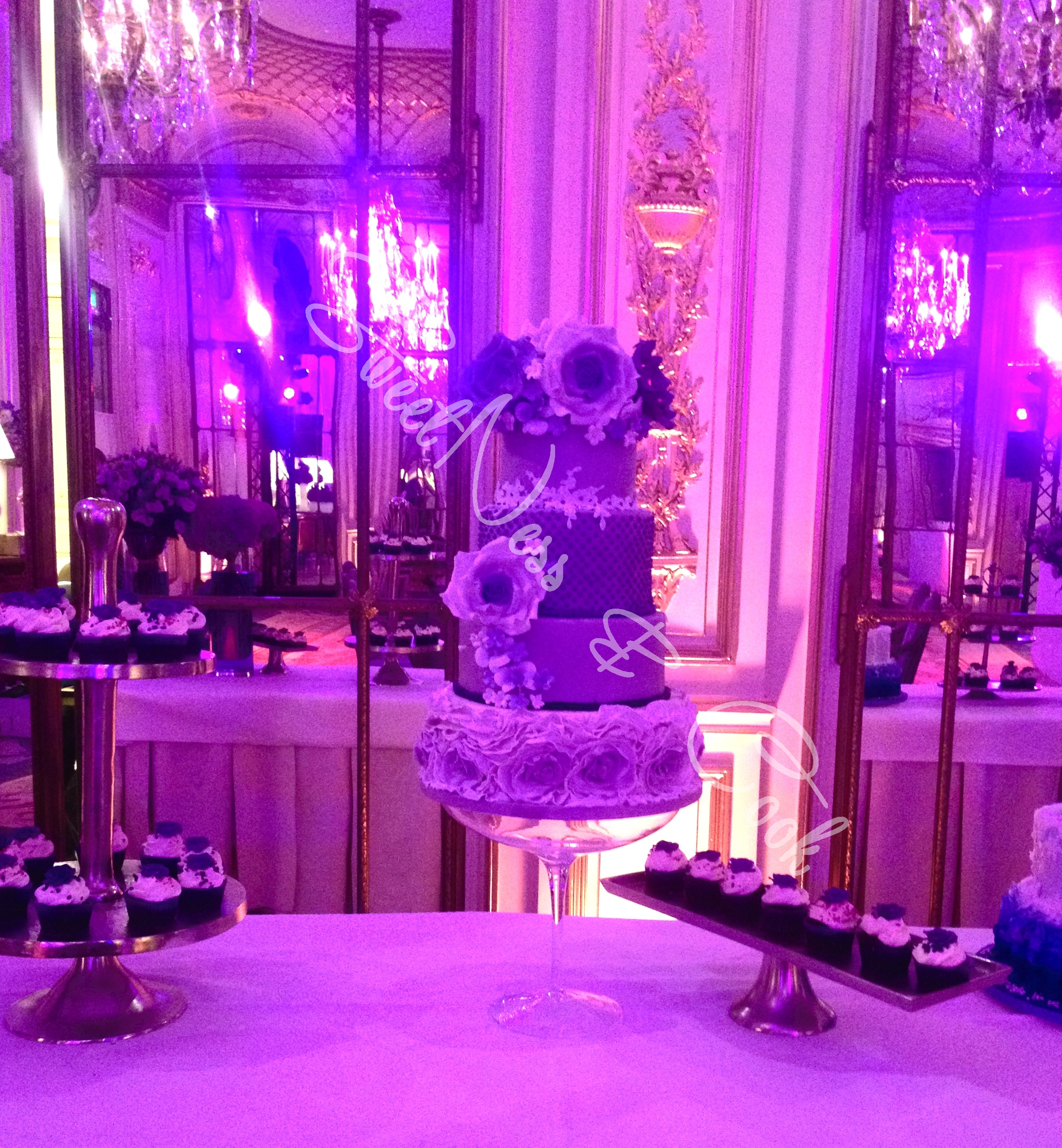 Wedding Cake Meurice