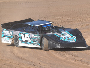 Thirlby Holds on for Winston Speedway Win