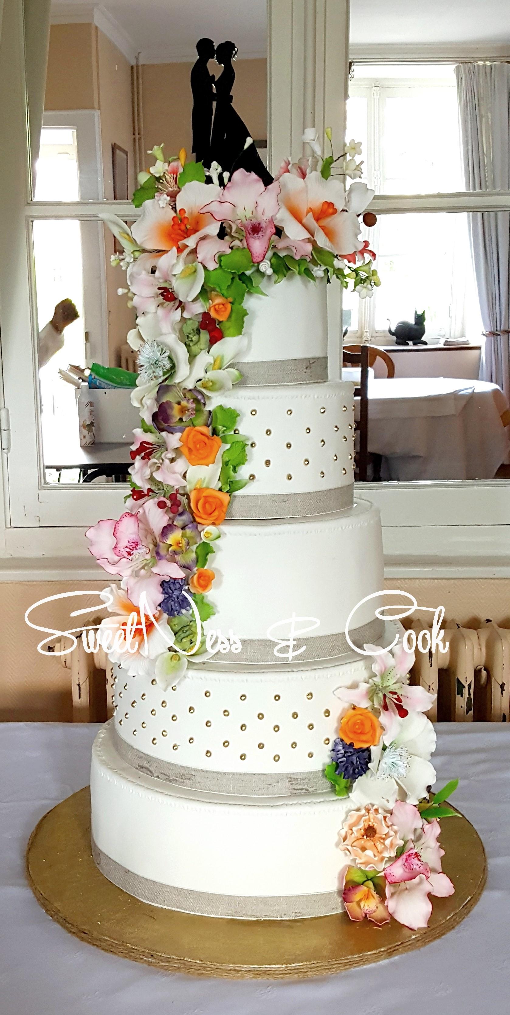 Wedding Cake Martinique