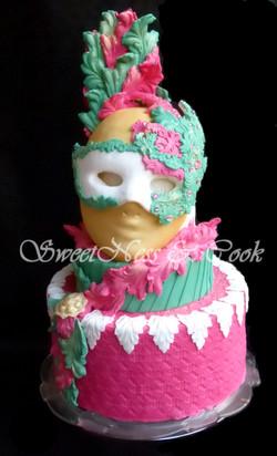 Cake Design Carnaval