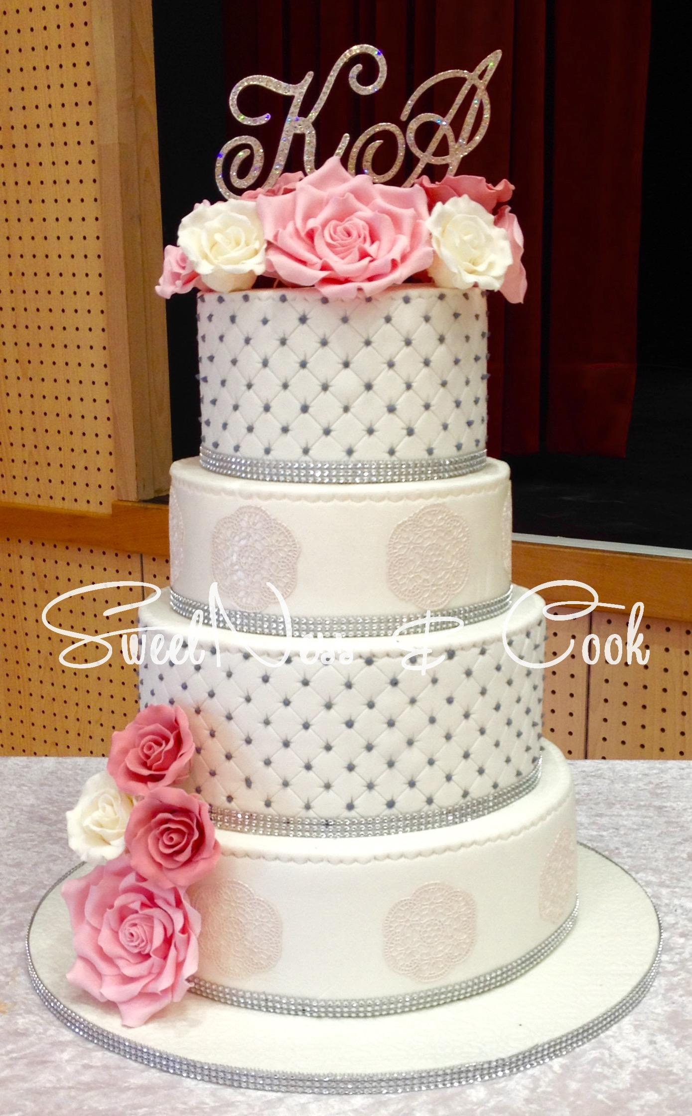 Wedding Cake Marrakech