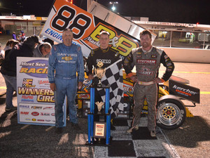 McCune Banks $5K with American Speed U.S. Nationals Win