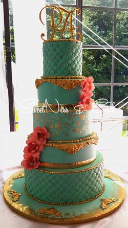 Wedding Cake Prince Palace
