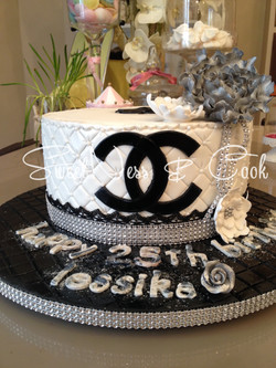 Cake Design Chanel II