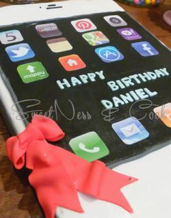 Cake Design Iphone