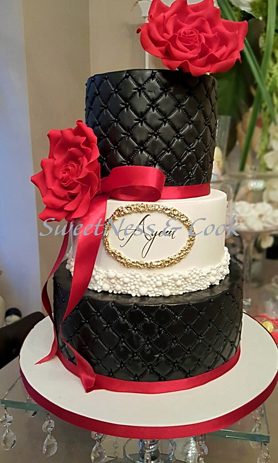 Wedding Cake Ayem