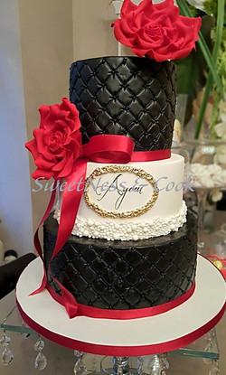 Wedding Cake Ayem