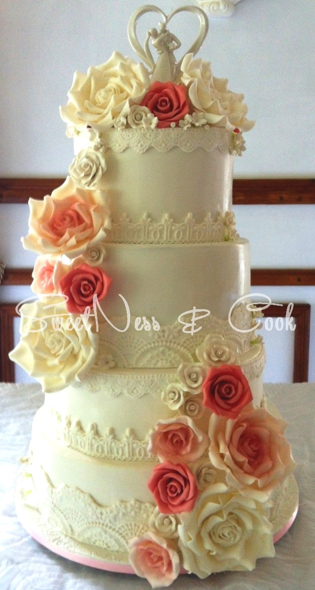 Wedding Cake Eleonor