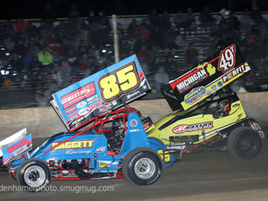 Daggett Recovers to Win GLSS at Crystal