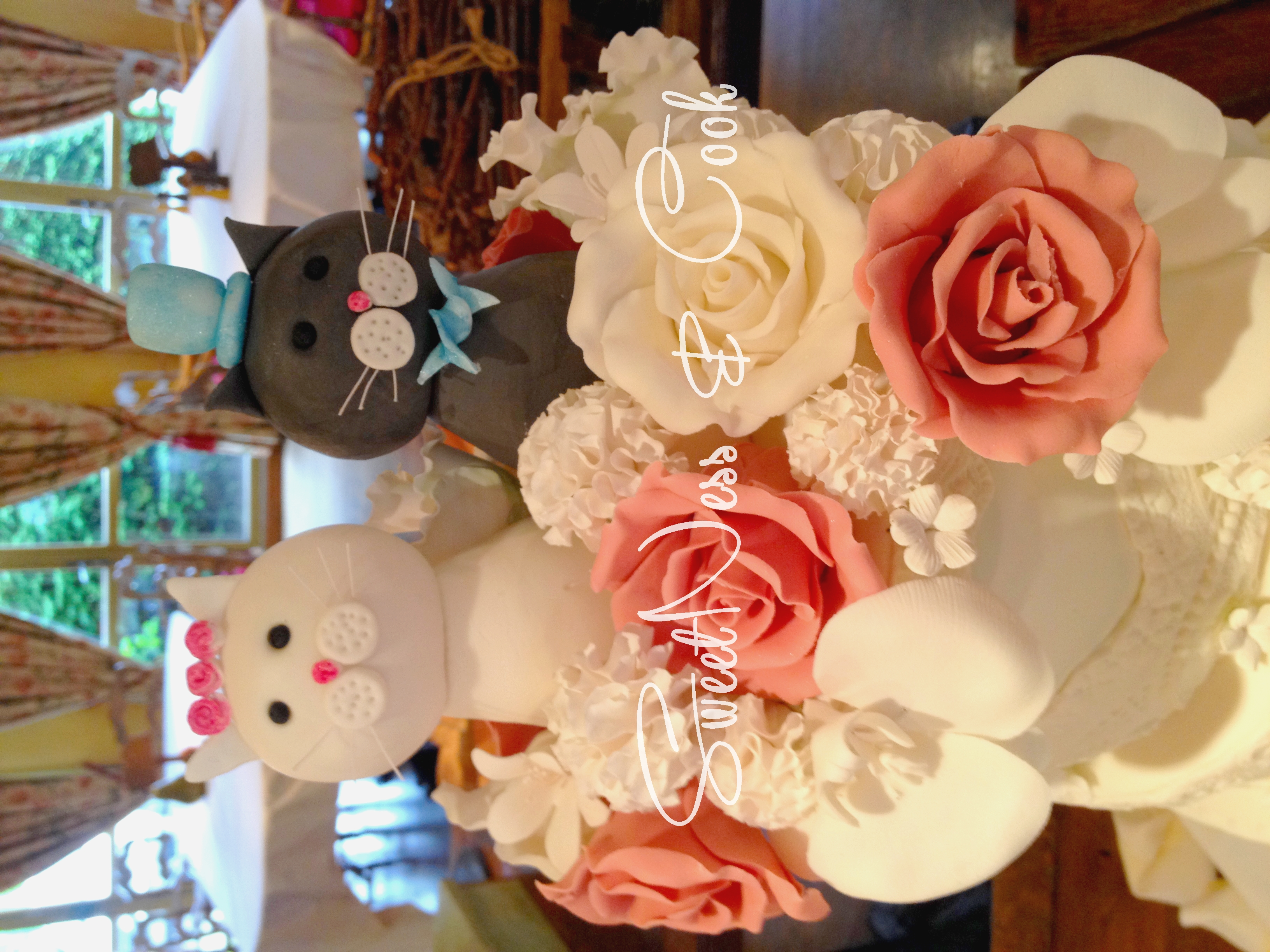 Wedding Cake Chatons