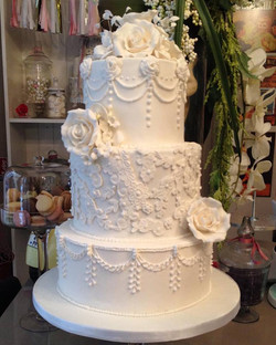 Wedding Cake Pavillon Dauphine