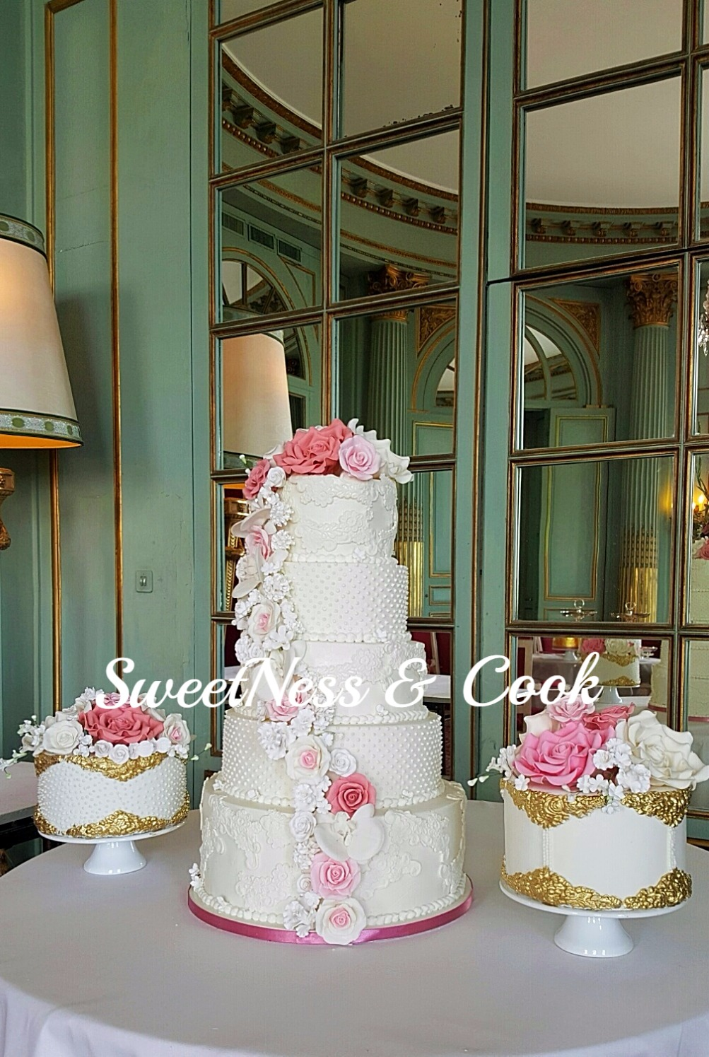 Wedding Cake Palais Royal