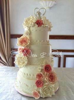 Wedding Cake Olivia