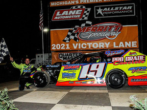 Merritt Speedway Hosts Successful Independence Day Weekend
