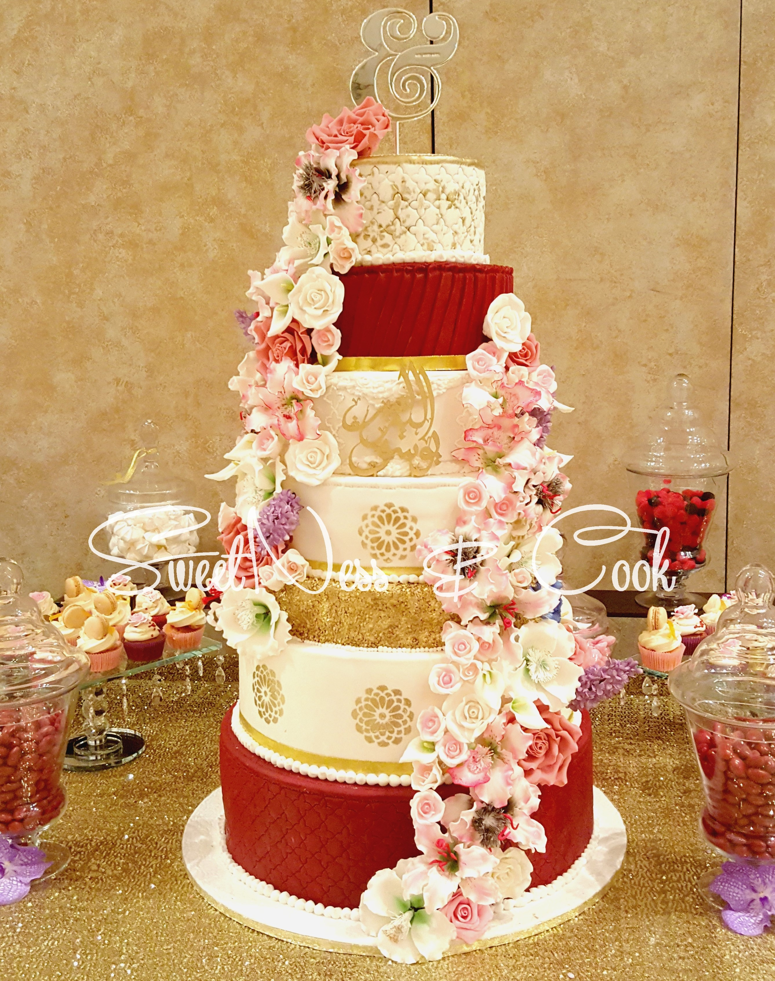 Wedding Cake Casablanca
