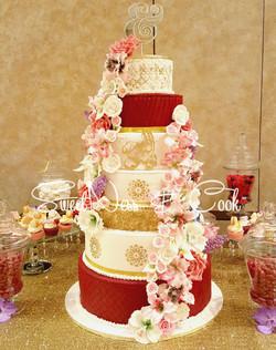 Wedding Cake Casablanca