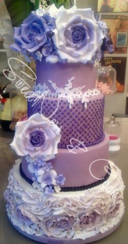 Wedding Cake Meurice