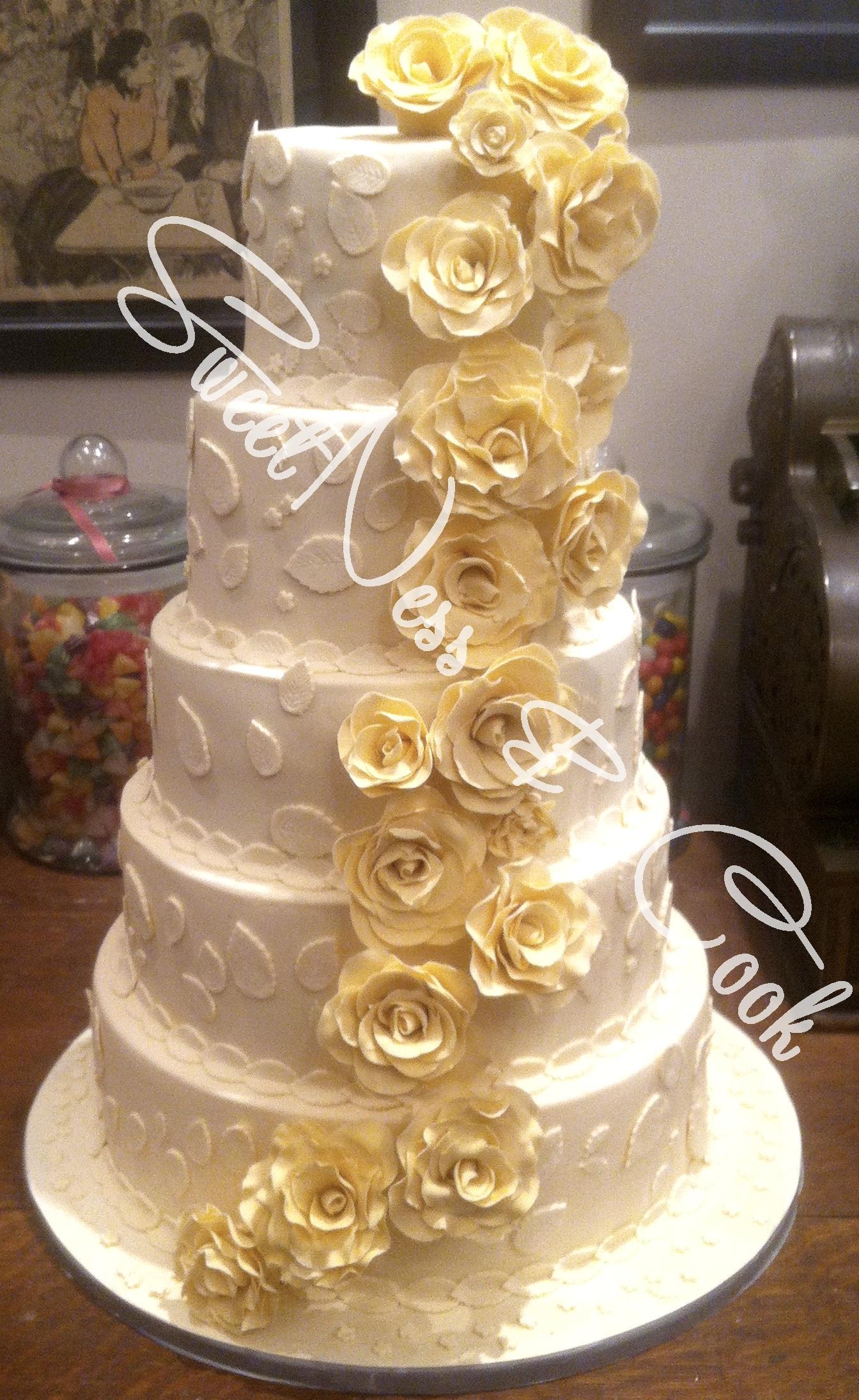 Wedding Cake Pétales