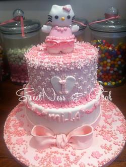 Cake Design Hello Kitty