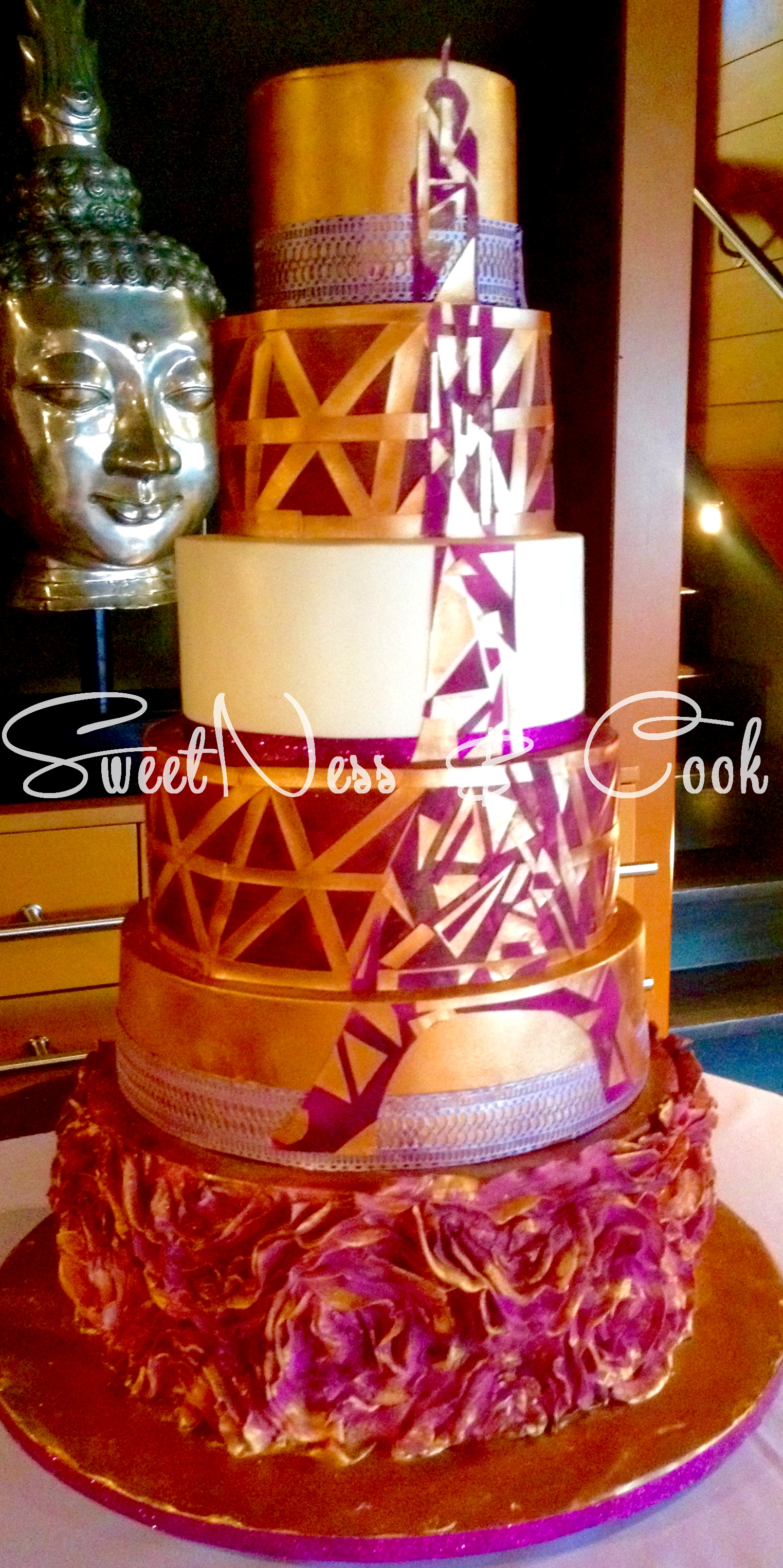 Wedding Cake Le Paris
