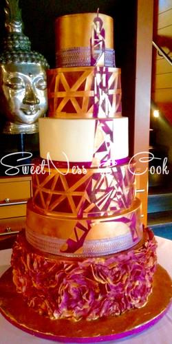 Wedding Cake Le Paris