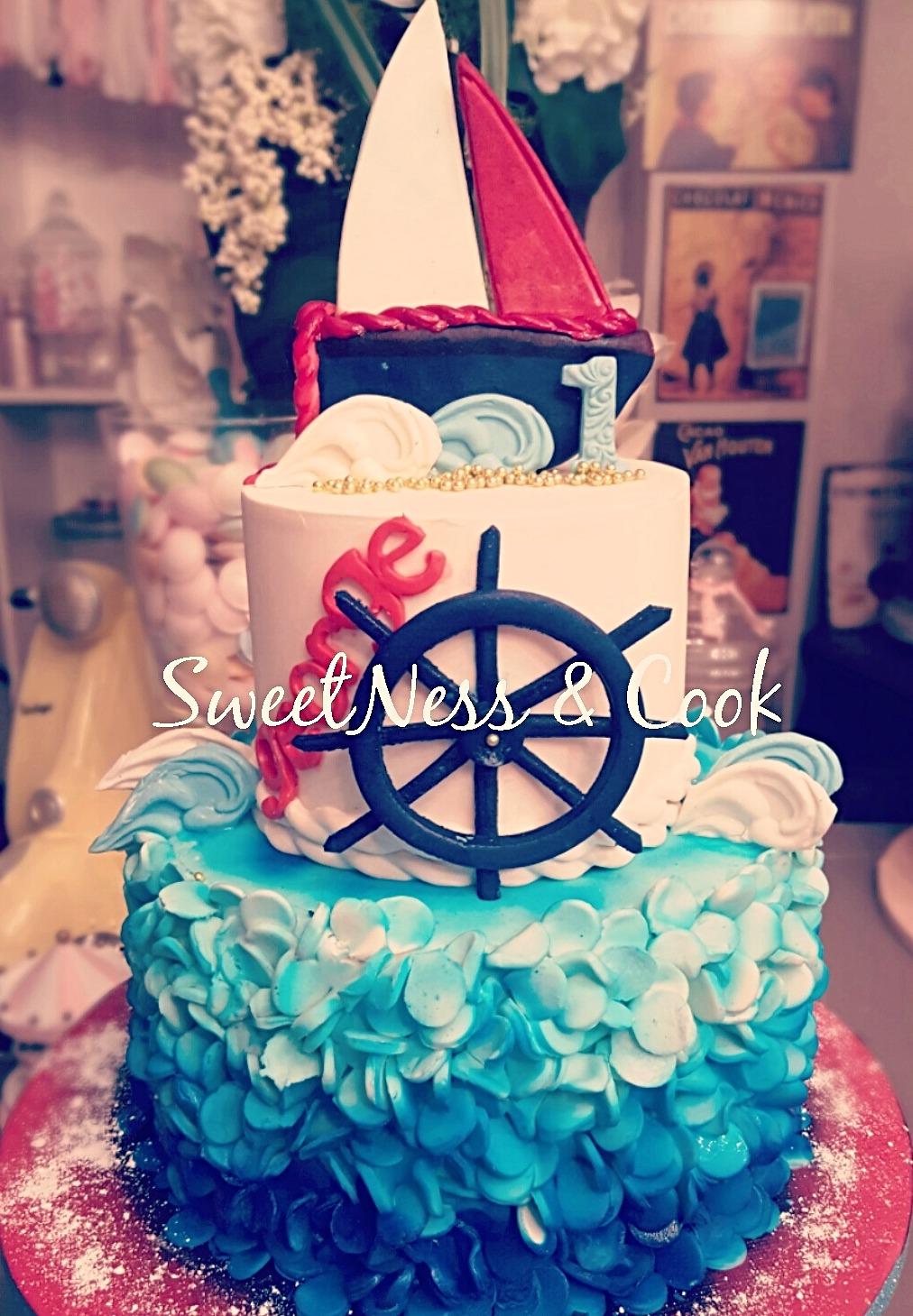 Cake Design Vendée globes