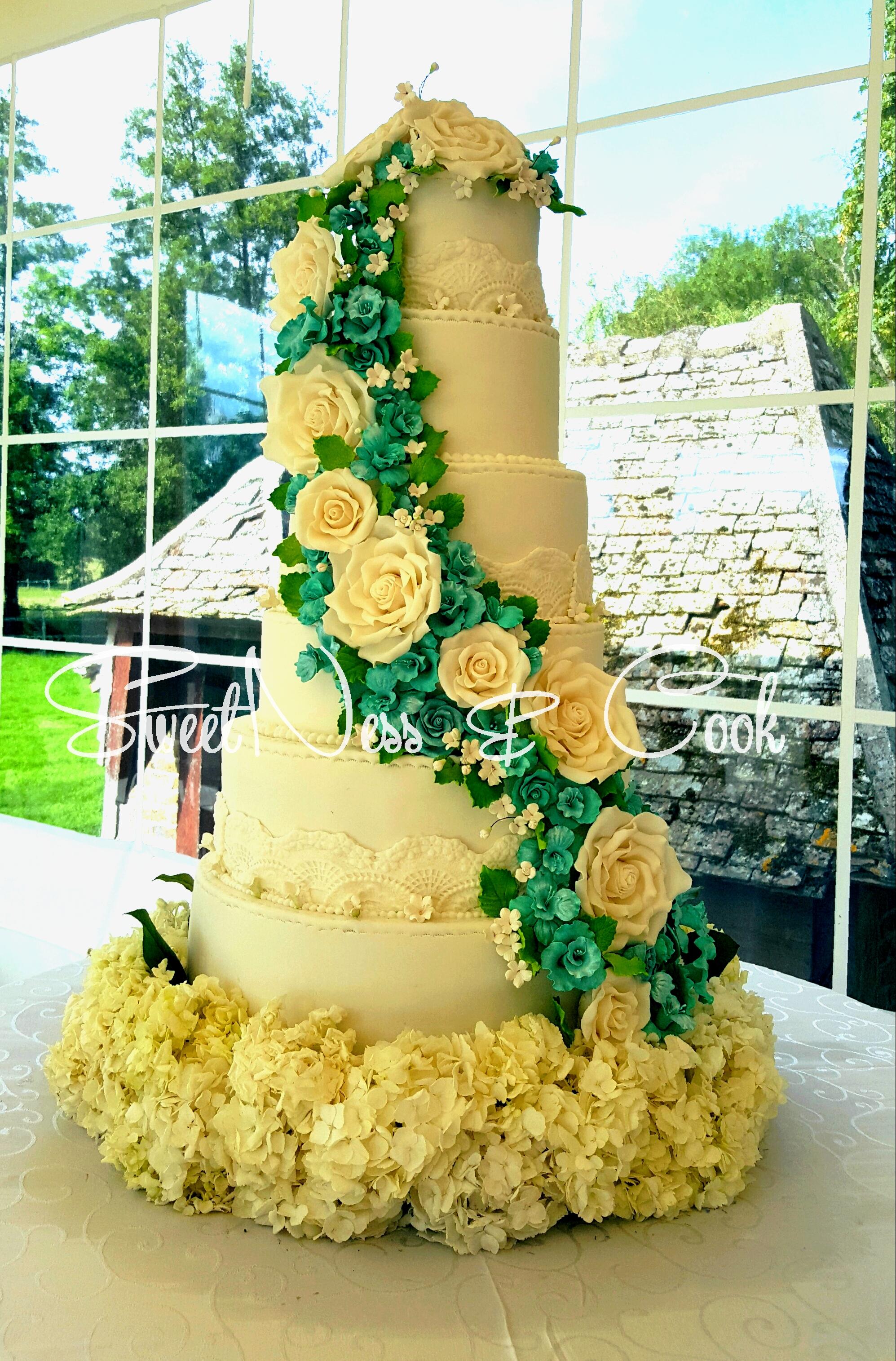 Wedding Cake Nouvelle Orléans