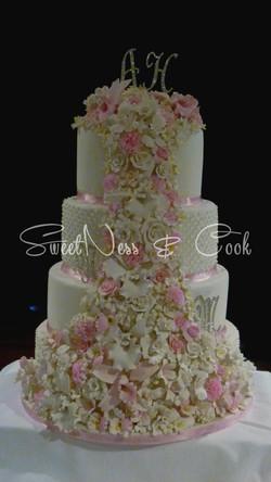 Wedding Cake Rambouillet II