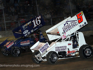 Stambaugh Capitalizes and Collects I-96 Win