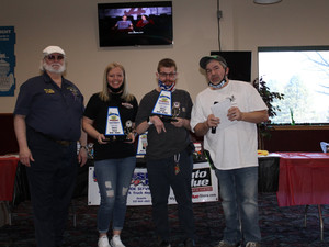 Annual MARFC Bowling Tournament Raises Money For Wounded Warrior Project and Memorial Fund