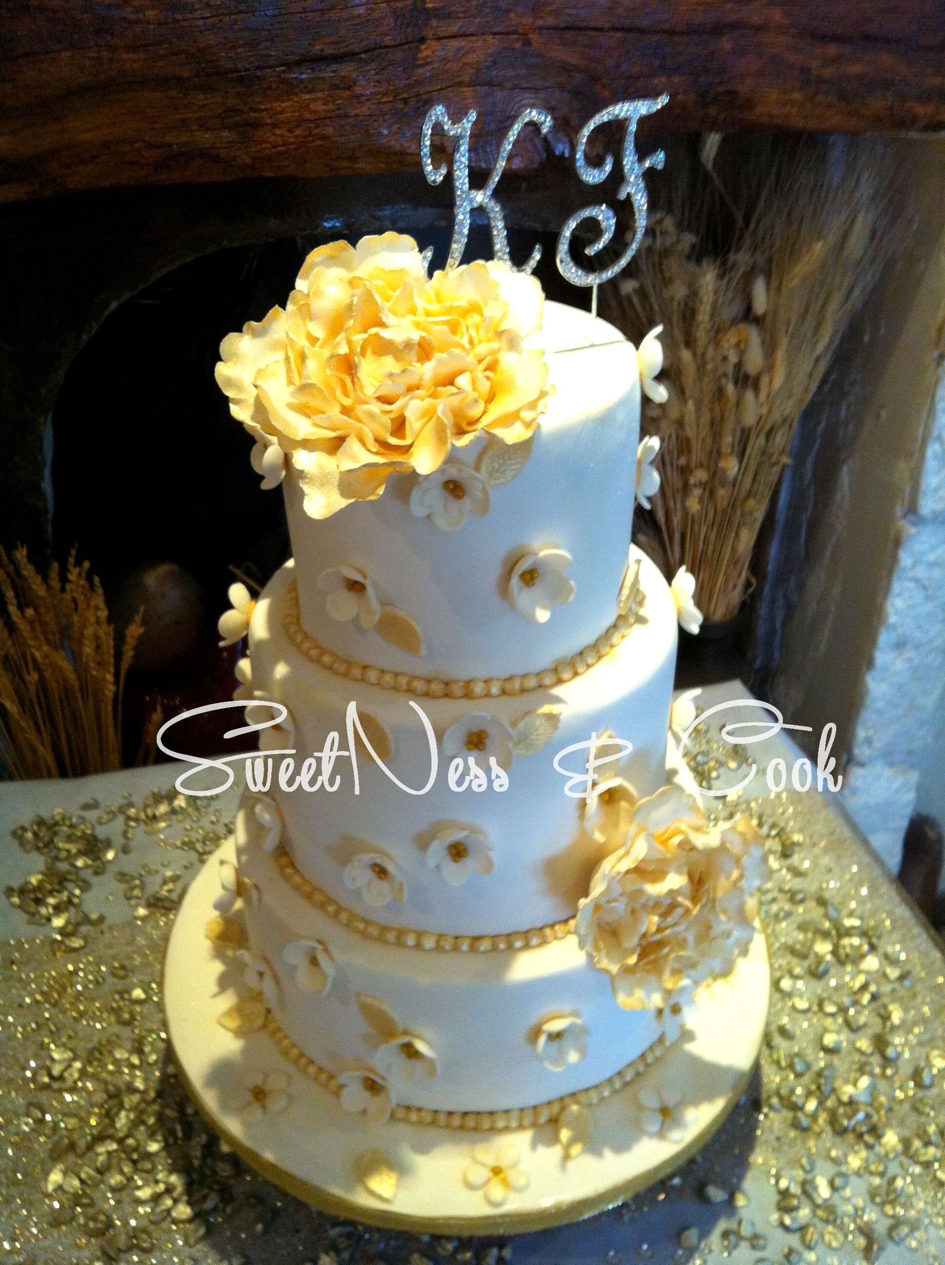Wedding Cake Victor Hugo
