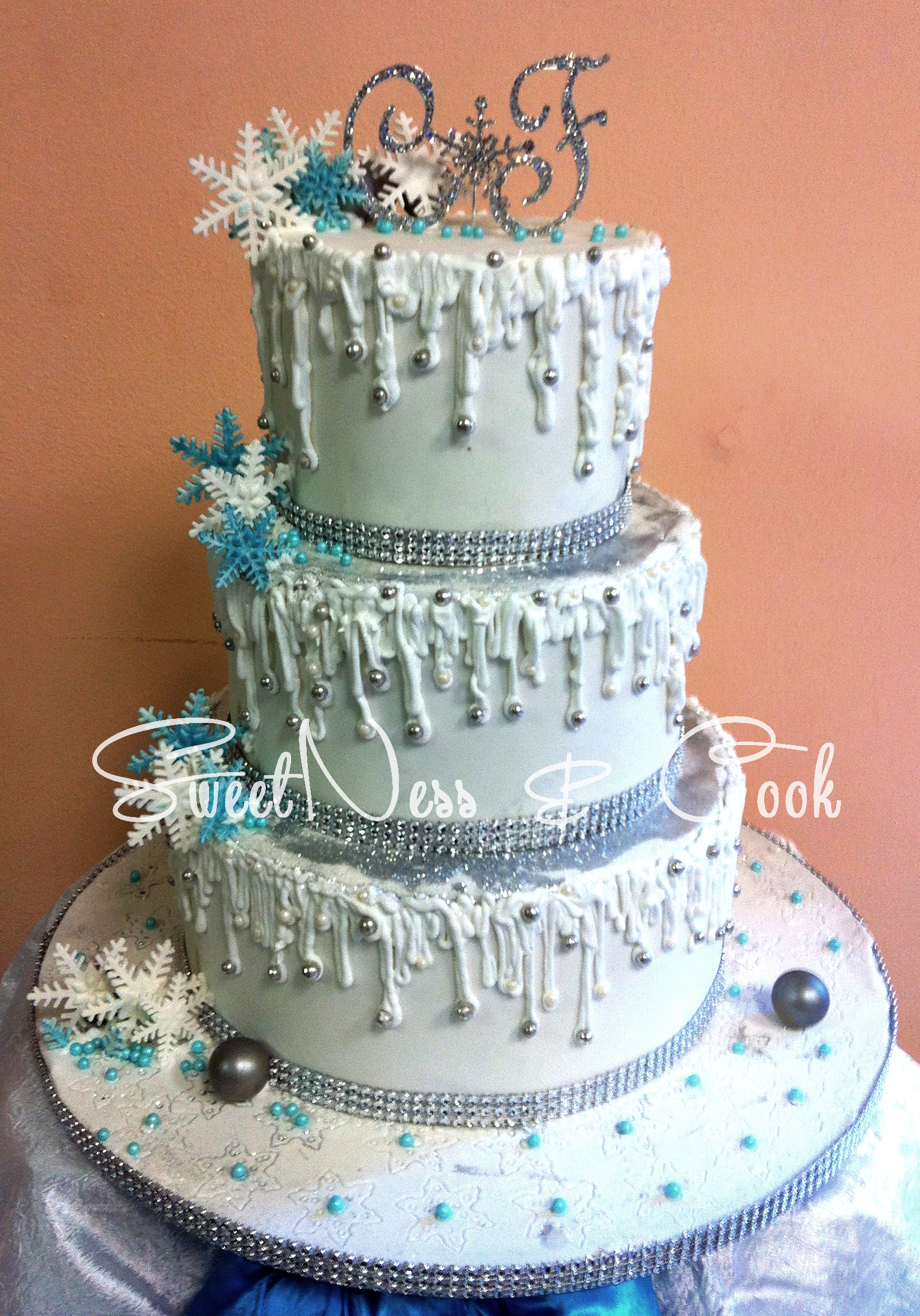 Wedding Cake Courchevel