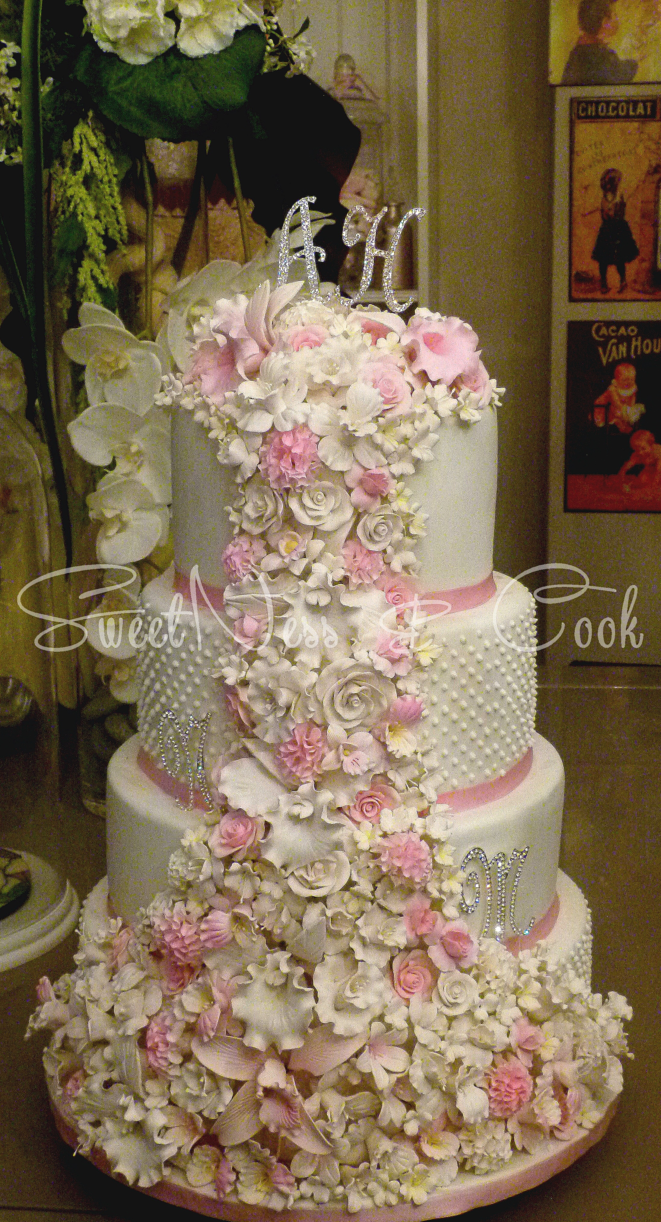 Wedding Cake Rambouillet II